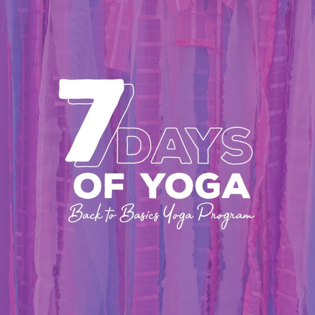 , Are You Ready for the 7-day Yoga Challenge? Image