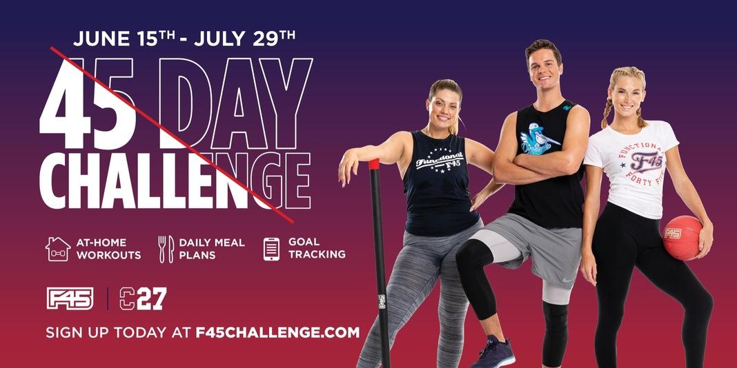 F45 Challenge