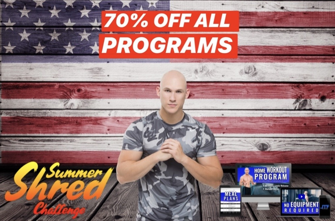70% OFF ALL PROGRAMS Image