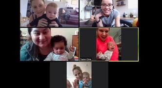 Prenatal fit's 1 month virtual classes