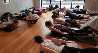 postnatal Fitness Camp with Kati