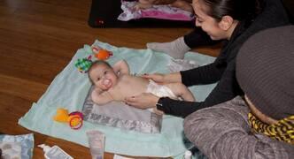 Infant Massage Link