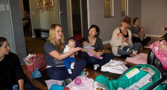 New Moms Support Group