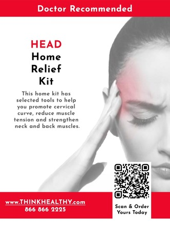 HEAD RELIEF KIT