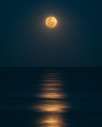 Halloween Full Moon Yoga & Meditation Class -- ONLY 2 SPOTS left! Image