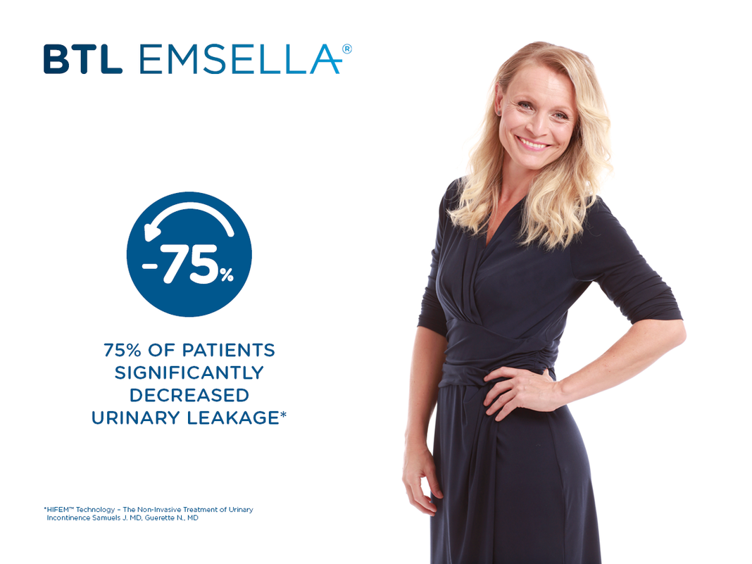 Emsella's Website to Learn More