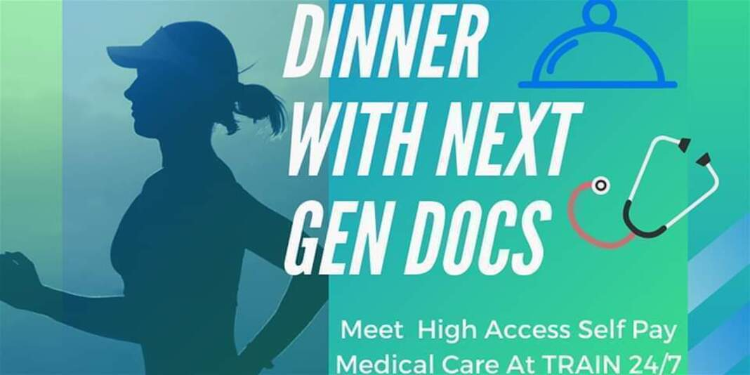 Join Us Thursday Night To Discuss A New Approach To Healthcare. Image