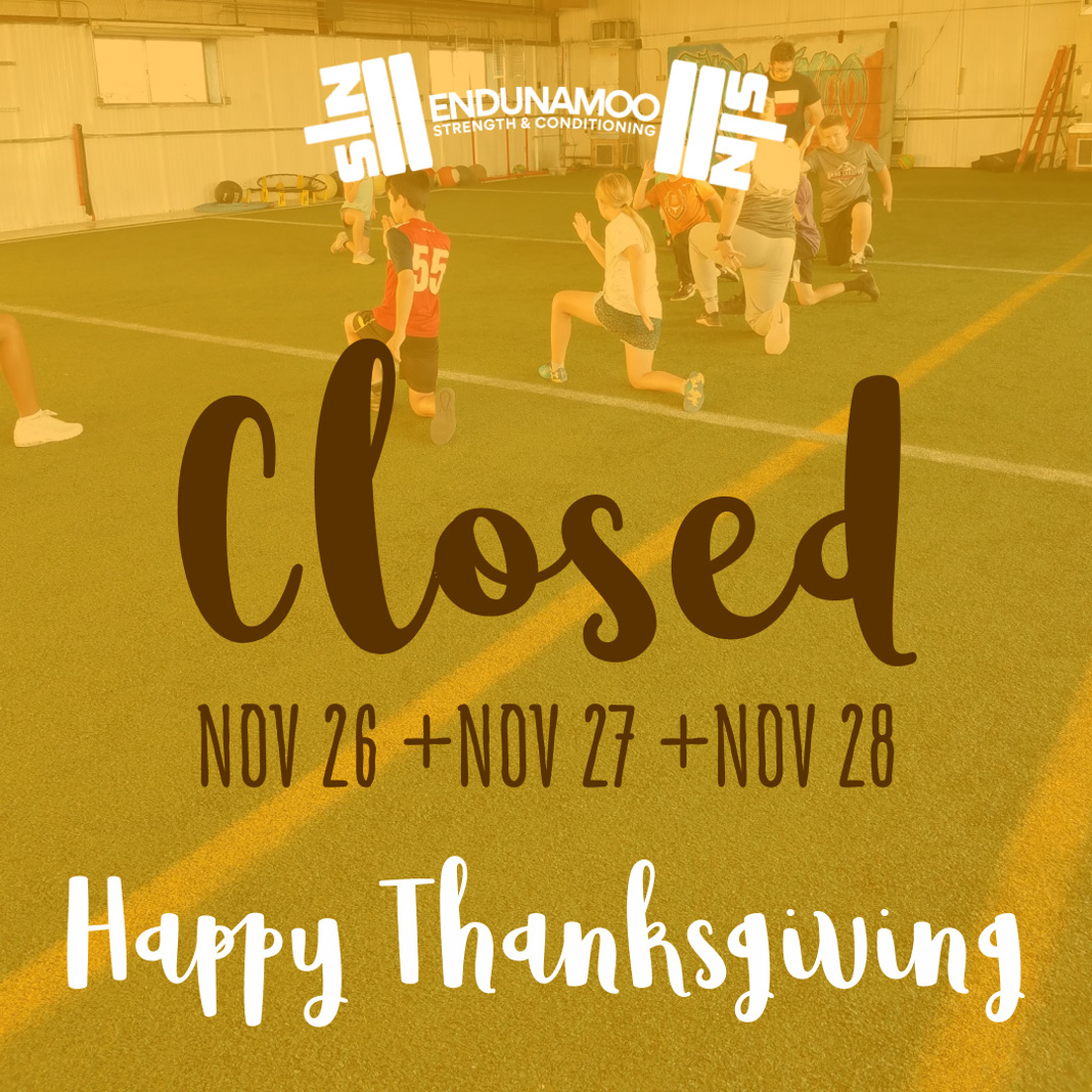 THANKSGIVING HOURS UPDATES Image