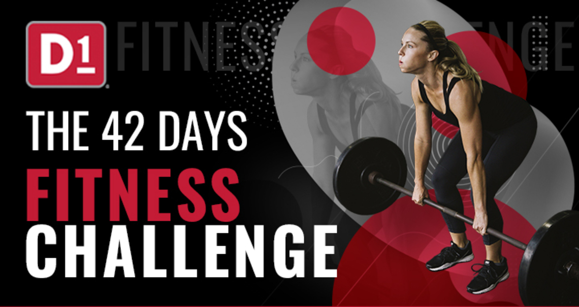 , Your New Year Resolution - 42 Days Challenge Image