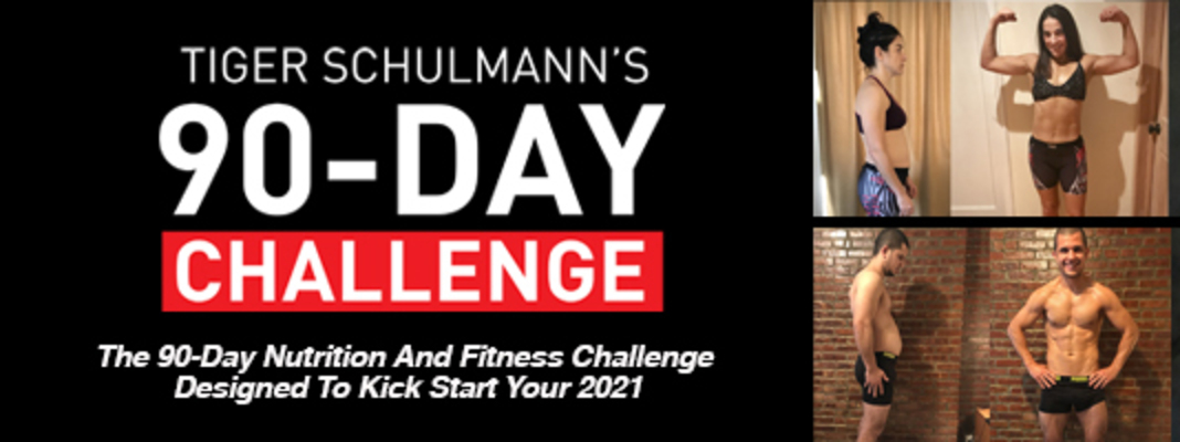 The 90-Day Challenge is about to start! Image